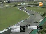 Формула-1. 2006г. 18 гонка. Гран-При Бразилии, Интерлагос